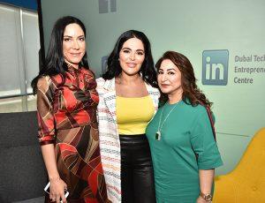 Tamara Pupic, Mona Kattan, and Sima Ved